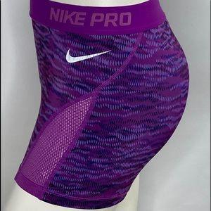 Nike Pro Work-Out Shorts Sz Medium